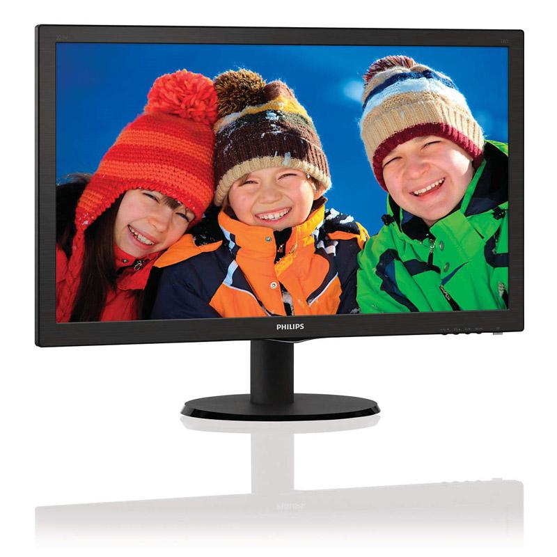 Noleggio Computer Desktop Monitor Philips 24 pollici