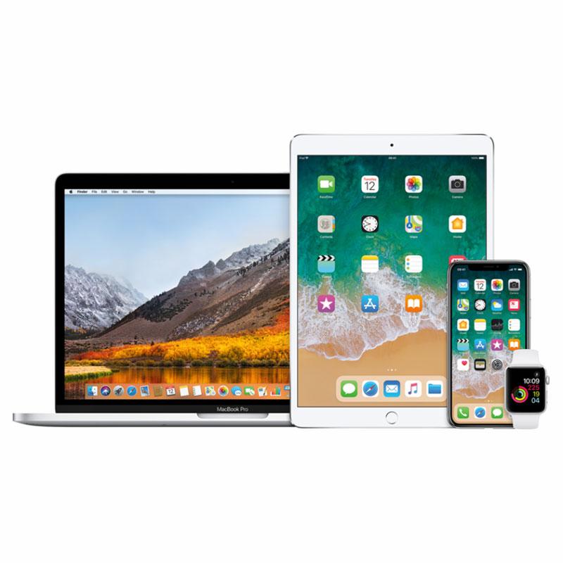 noleggio a riscatto dispositivi apple